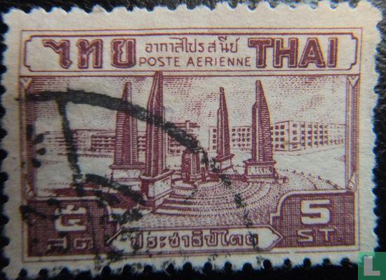 Thailand - Demokratie-Denkmal