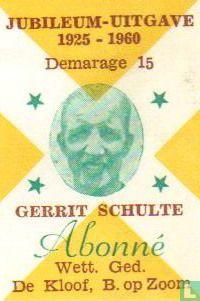 Gerrit Schulte Demarage 15