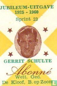 Gerrit Schulte Sprint 23