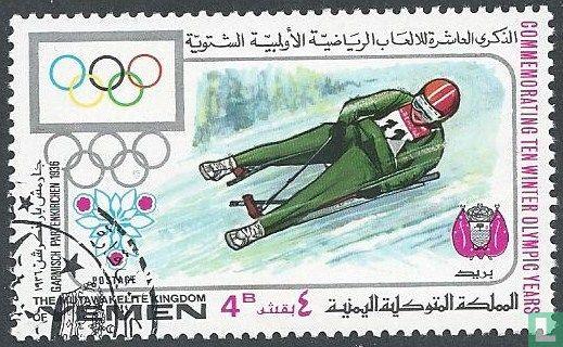 Jemen - Königreich - Olympische Spiele