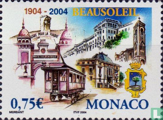 Monaco - 100 years Beausoleil