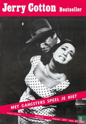 Jerry Cotton Bestseller 34