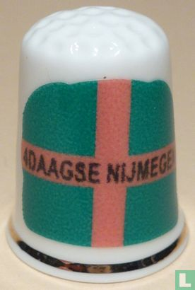 Nijmegen - Vlag Vierdaagse (NL)
