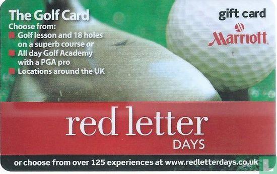 Red letter - Bild 1