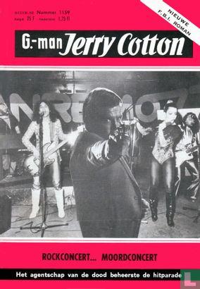G-man Jerry Cotton 1159