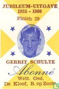 Gerrit Schulte Finish 29