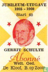Gerrit Schulte Start 60