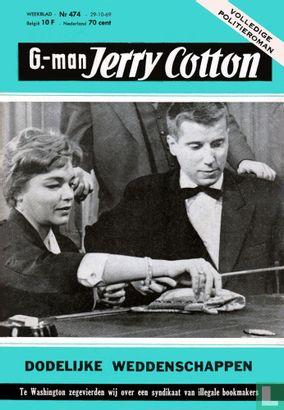 G-man Jerry Cotton 474