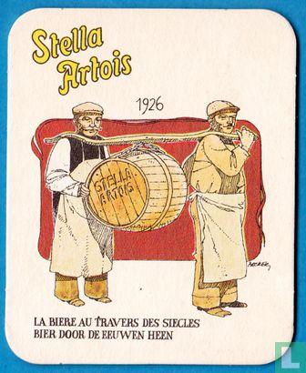Belgique - 1926 Bier door de eeuwen heen