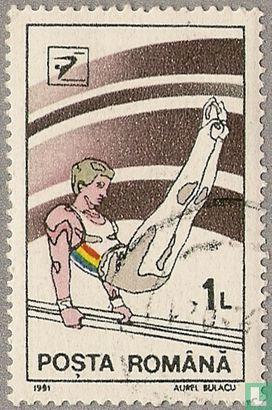 Roumanie [ROU] - Gymnastique artistique