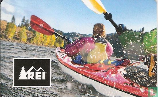 REI (kayak) - Bild 1
