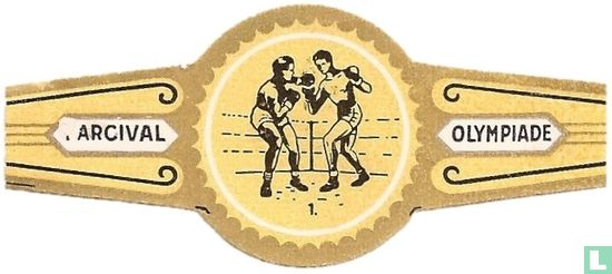 Parcival - [boxing]