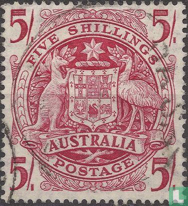 Australia [AUS] - Escutcheon