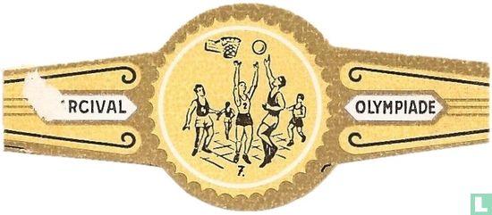 Parcival - [basketball]