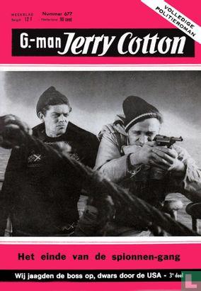 G-man Jerry Cotton 677