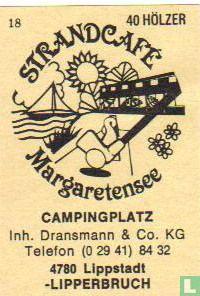 Strandcafé Margaretensee