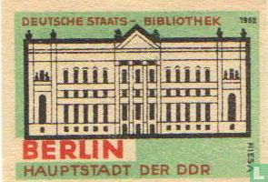 Deutsche Staats-Bibliotheek