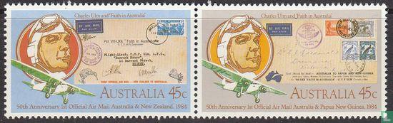Australien [AUS] - 50 Jahre post Flüge