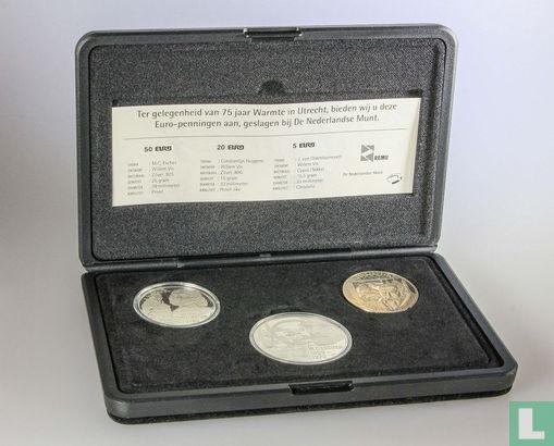 Nederland - 50 / 20 / 5 euro 1996/1998   - Afbeelding 1