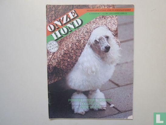 Onze hond 07 - Afbeelding 1