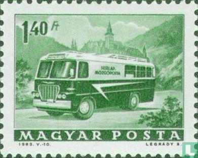 Ungarn - Verkehrsmittel