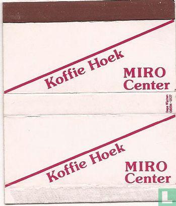 Koffie Hoek Miro Center