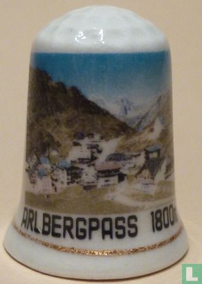 St.Christoff am Arlbergpass.
