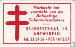 Behoeftige Tuberculoselijders