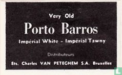 Porto Barros - Charles Van Peteghem