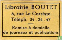 Librairie Boutet