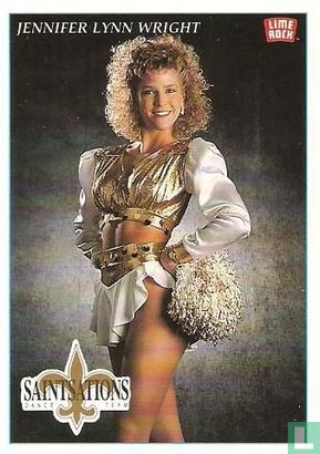 Jennifer Lynn Wright - New Orleans Saints - Afbeelding 1