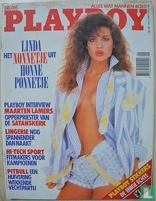 Playboy [BEL] 7 - Afbeelding 1