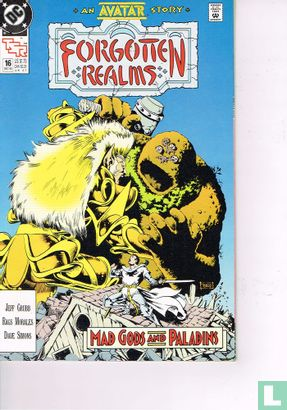Forgotten Realms - Mad Gods and Paladins