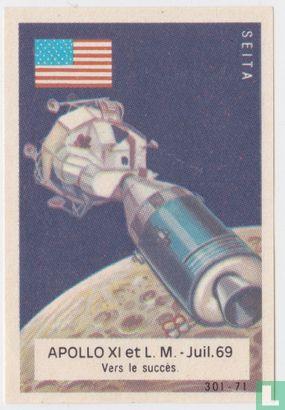 Apollo X! et L.M.