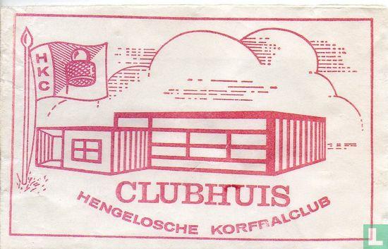 Zakje - Clubhuis Hengelosche Korfbalclub