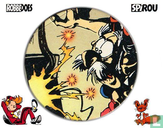 Robbedoes Caps 41 - Afbeelding 1