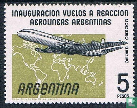 Argentinië [ARG] - Luchtpost
