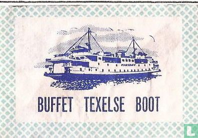 Buffet De Texelse boot