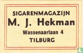 Sigarenmagazijn M.J. Hekman