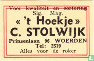 Sig. Mag. 't Hoekje - C. Stolwijk