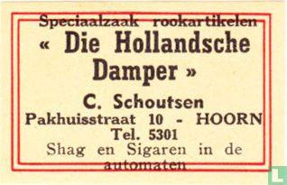 Die Hollandsche Damper - C. Schoutsen