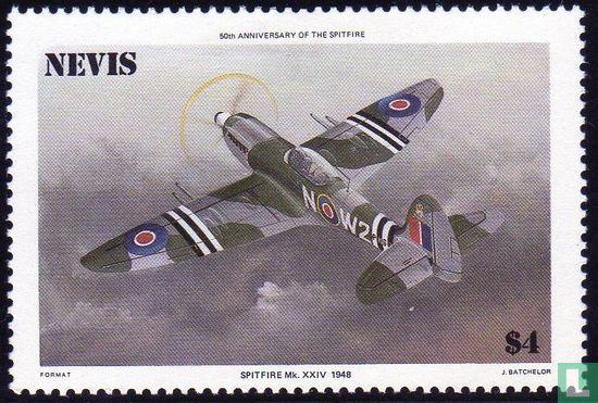 Nevis - 50 jaar The Spitfire