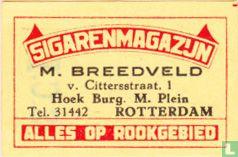 Sigarenmagazijn M. Breedveld