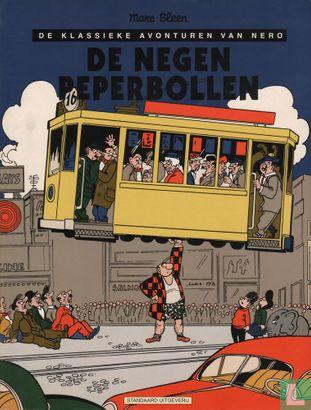 Neron et Cie (Néron & Co) - De negen peperbollen