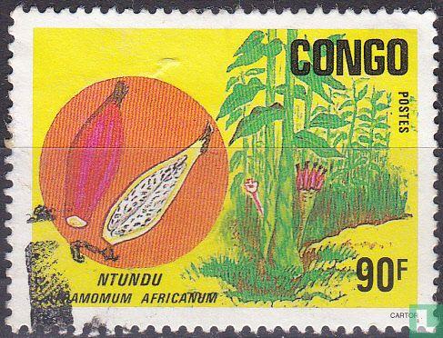 Congo-Brazzaville - Tropical Fruits