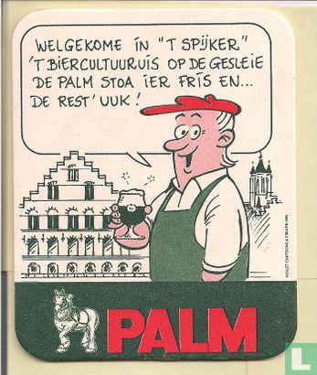 """België - Welgekome in"""" t spijker"""""""