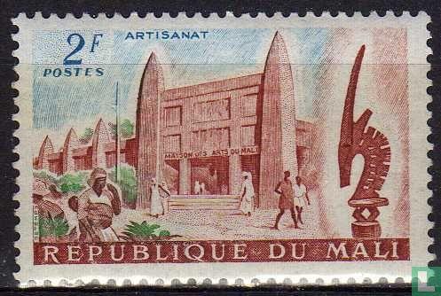 Mali - Landbouw en kunst