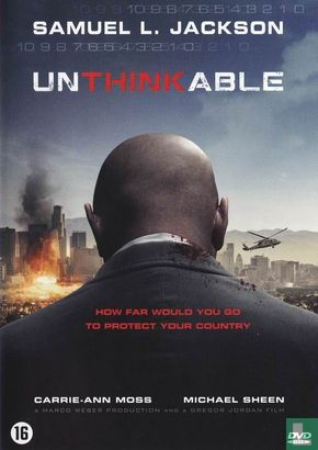 DVD - Unthinkable