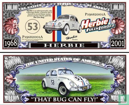Curiosa en Funbiljetten (Funbiljetten en Curiosa) - HERBIE fully loaded biljet