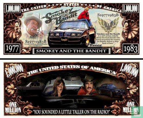 Curiosa en Funbiljetten (Funbiljetten en Curiosa) - SMokey and the Bandit biljet